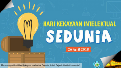 Memperingati Hari Hak Kekayaan Intelektual Sedunia, Inilah Sejarah HaKI di Indonesia!