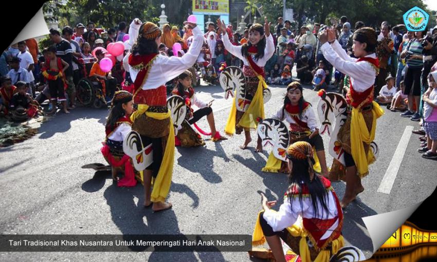Melihat Beragam Cara Perayaan Hari Anak Nasional