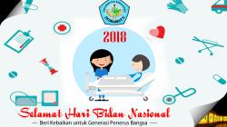Selamat Hari Bidan Nasional 2018