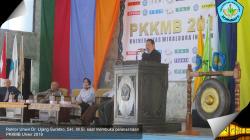 PKKMB Unwir berlangsung dengan Meria