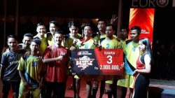 Unwir Juara 3 Soccer Battle Campus Regional Cirebon