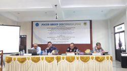 Forum Group Discussion (FGD) Fakultas Ilmu Sosial dan Ilmu Politik FISIP Universitas Wiralodra