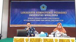 Lokakarya Pedagogik Berlangsung di Unwir