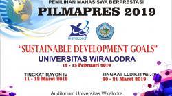Pemilihan Mahasiswa Berprestasi (PILMAPRES) UNWIR 2019