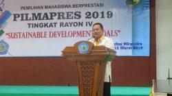 PILMAPRES Tingkat Rayon IV 2019 Berjalan dengan lancar