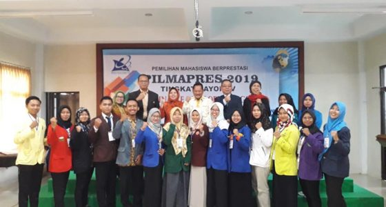 Pemenang PILMAPRES Rayon I – IV Tahun 2019
