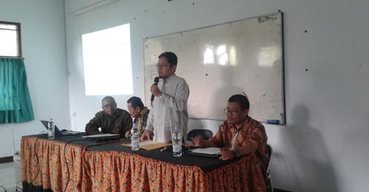 Pelatihan Mahasiswa Calon Tenaga Pendamping Desa (TPMD)