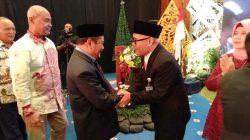 Rektor Unwir Menghadiri kegiatan Pengukuhan Kepala Perwakilan Bank Indonesia Cirebon