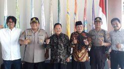 Rektor Unwir Menerima Langsung Silaturahmi Kamtibmas Kapolres Indramayu