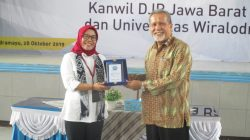 TAX CENTER-Kerja Sama DJP dan Universitas Wiralodra di Kabupaten Indramanyu