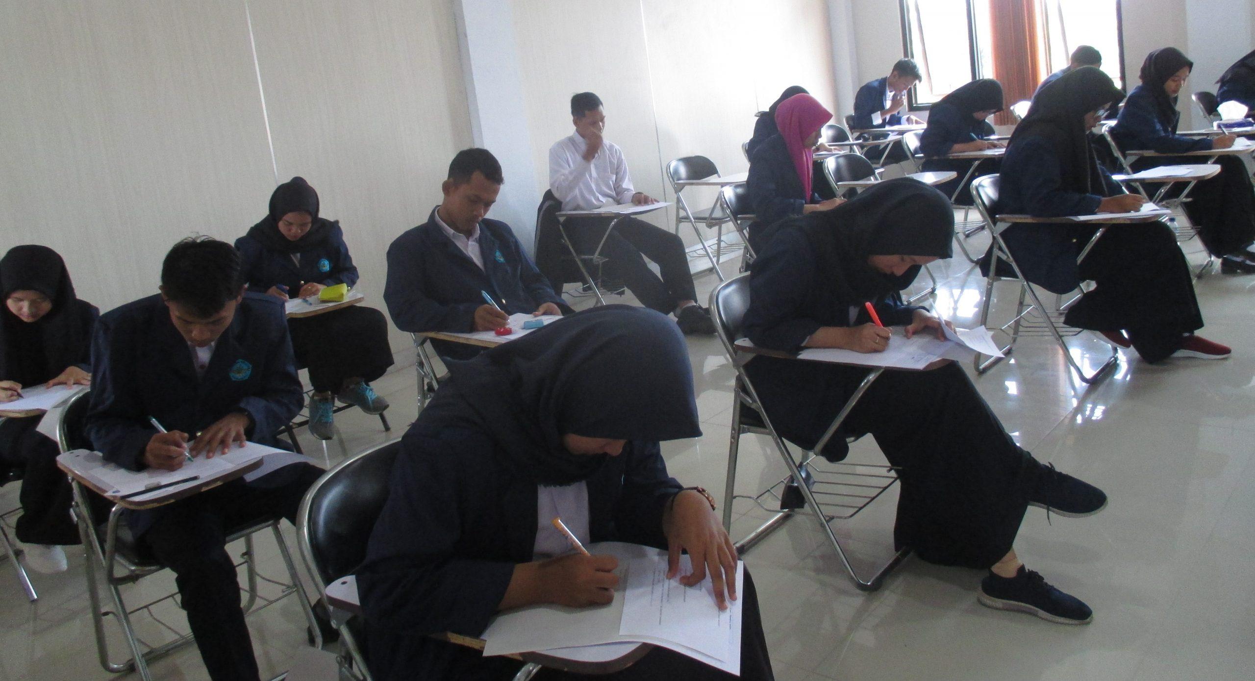UTS Semester Ganjil Berjalan Lancar