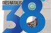 LOGO DIES NATALIS UNWIR ke- 38