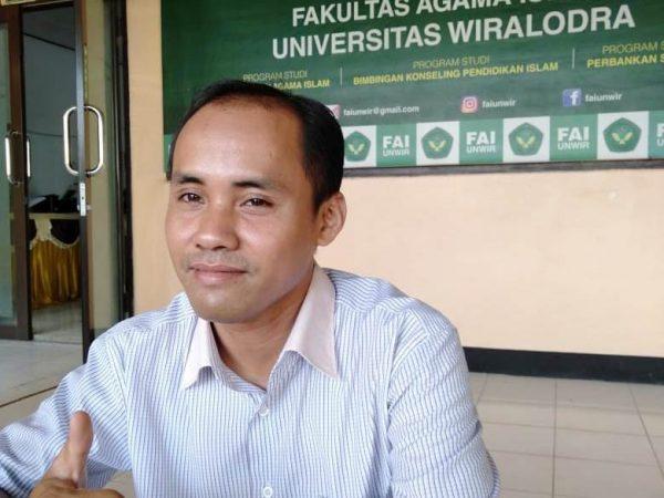 Ali Miftakhu Rosyad, M.Pd Sampaikan konsep Taqwa Ketika Menghadapi Pandemik dalam Webinar Internasional