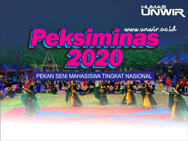 BESIK's Resmi Wakili Universitas Wiralodra dalam PEKSIMINAS 2020